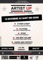 agenda.Toulouse-annuaire - Tremplin Artistup