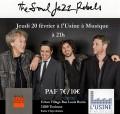 agenda.Toulouse-annuaire - The Soul Jazz Rebels à L'usine à Musique