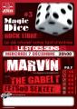 agenda.Toulouse-annuaire - Magic Dice 7 Décembre