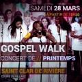 agenda.Toulouse-annuaire - Concert De Printemps à 4 Chorales Avec Le Choeur Gospel Walk
