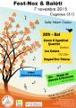 agenda.Toulouse-annuaire - Fest-noz - Bal D'automne