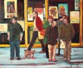 agenda.Toulouse-annuaire - Peinture Abstraite, Figurative, Gravures De Christine Garuet