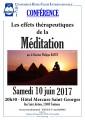 agenda.Toulouse-annuaire - Les Effets Thérapeutiques De La Méditation. Par Le Docteur Philippe Batut