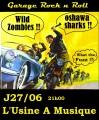 agenda.Toulouse-annuaire - Wild Zombies - Oshawa Sharks