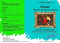 agenda.Toulouse-annuaire - Stage Danse Avec Ton Clown Animé Par Mimi Lou Duuez , Nina Vincent, Lucie Lataste Et Wilfried Besse