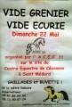 agenda.Toulouse-annuaire - St-médard : Vide Grenier, Vide écurie