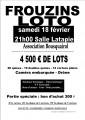 agenda.Toulouse-annuaire - Loto Bousquairol - Frouzins