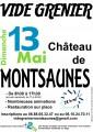 agenda.Toulouse-annuaire - Vide Grenier - Château De Montsaunès