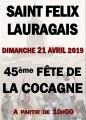 agenda.Toulouse-annuaire - 45ème Fête De La Cocagne