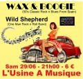 agenda.Toulouse-annuaire - Wax and Boogie - Wild Shepherd