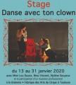 agenda.Toulouse-annuaire - Stage Danse Avec Ton Clown • Formation Professionnelle Clown Et Danse