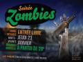 agenda.Toulouse-annuaire - Zombieland Au Café Pop