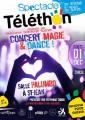 agenda.Toulouse-annuaire - Spectacle Téléthon : Concert, Magie, Danse Bollywood