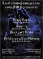 agenda.Toulouse-annuaire - Concert Punk Rock Avec Polikarpa Y Sus Viciosas + Amplify + Junkyard Birds + Foggy Tapes