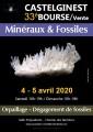 agenda.Toulouse-annuaire - 33ème Bourse-vente Minéraux - Fossiles, Pierres Du Bien-être à Castelginest (31780)