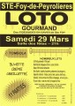 agenda.Toulouse-annuaire - Loto Gourmand � Ste Foy De Peyrolieres