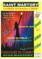 agenda.Toulouse-annuaire - Concours De Chant Starmartory
