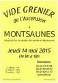 agenda.Toulouse-annuaire - Vide Grenier De L'ascension