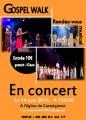 agenda.Toulouse-annuaire - Concert Gospel à Castelginest