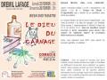 agenda.Toulouse-annuaire - Weekend Théâtre, « Le Dieu Du Carnage » De Yasmina Réza