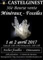 agenda.Toulouse-annuaire - Bourse événement : Le Club Cristal De Roche Fête Les 30 Ans De La Bourse-vente Minéraux Et Fossiles