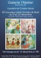 agenda.Toulouse-annuaire - Expo De Noël - 60 Nouveaux Petits Formats, à Saint-lizier (09)