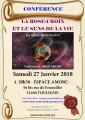 agenda.Toulouse-annuaire - La Rose-croix Et Le Sens De La Vie