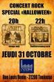 agenda.Toulouse-annuaire - Halloween Party : Lykan - Badass Motherfucker