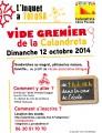 agenda.Toulouse-annuaire - Vide-grenier De L'�cole Calandreta Costa Pavada 12 Octobre 2014