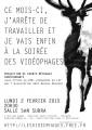 agenda.Toulouse-annuaire - Soirée Mensuelle - Les Vidéophages