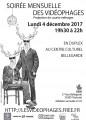 agenda.Toulouse-annuaire - Soirée Mensuelle Des Vidéophages