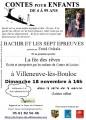agenda.Toulouse-annuaire - Bachir Et Les Sept épreuves